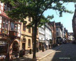 Marbourg rue Steinweg